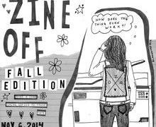 Putting zines back on the scene
