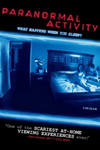 Paranormal activity resuscitated the found footage tradition with its release in 2007. [Photo courtesy of Paramount Pictures]
