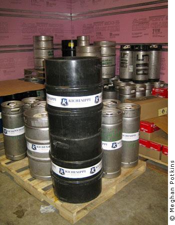 Kichesippi kegs